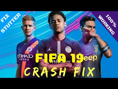 FIFA 19 CRASH AFTER CHAMPIONS LEAGUE MATCH FIX