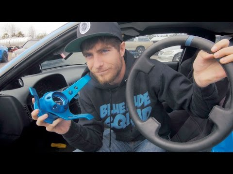 Thumbnail: Why to NEVER Buy Cheap Steering Wheels.