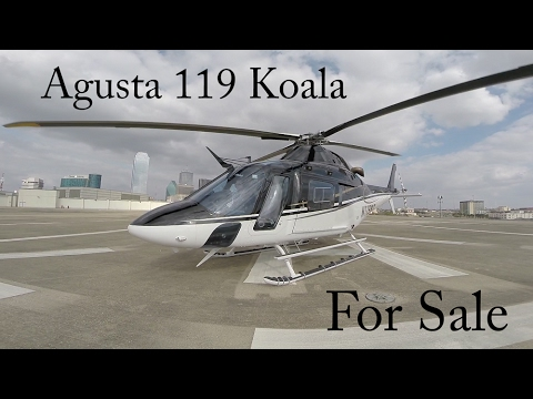 Helicopter Agusta 119 For Sale