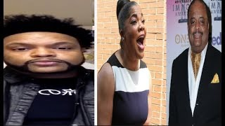 Jawn Murray & Roland Martin BLAST Mo'Nique~ You were offered $3 Million