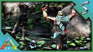 Gambar cover COLLECTING SPOOKY ITEMS FOR THE NEW SKINS & EMOTES! - Ark: Fear Evolved [Cluster E129]