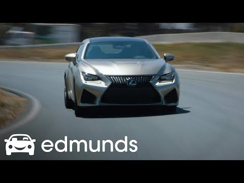 2018 Lexus RC F Review | Edmunds