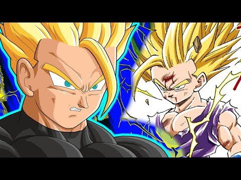 Will Gohan EVER Surpass Goku Again?