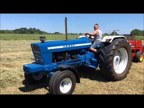 Ford 6500 & New Holland  570