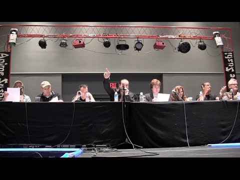 Voice actors read Ghostbusters script at MegaCon 2014 in Orlando