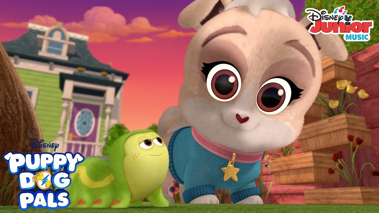 There S Always Room For Another Friend Music Video Puppy Dog Pals Disney Junior Youtube