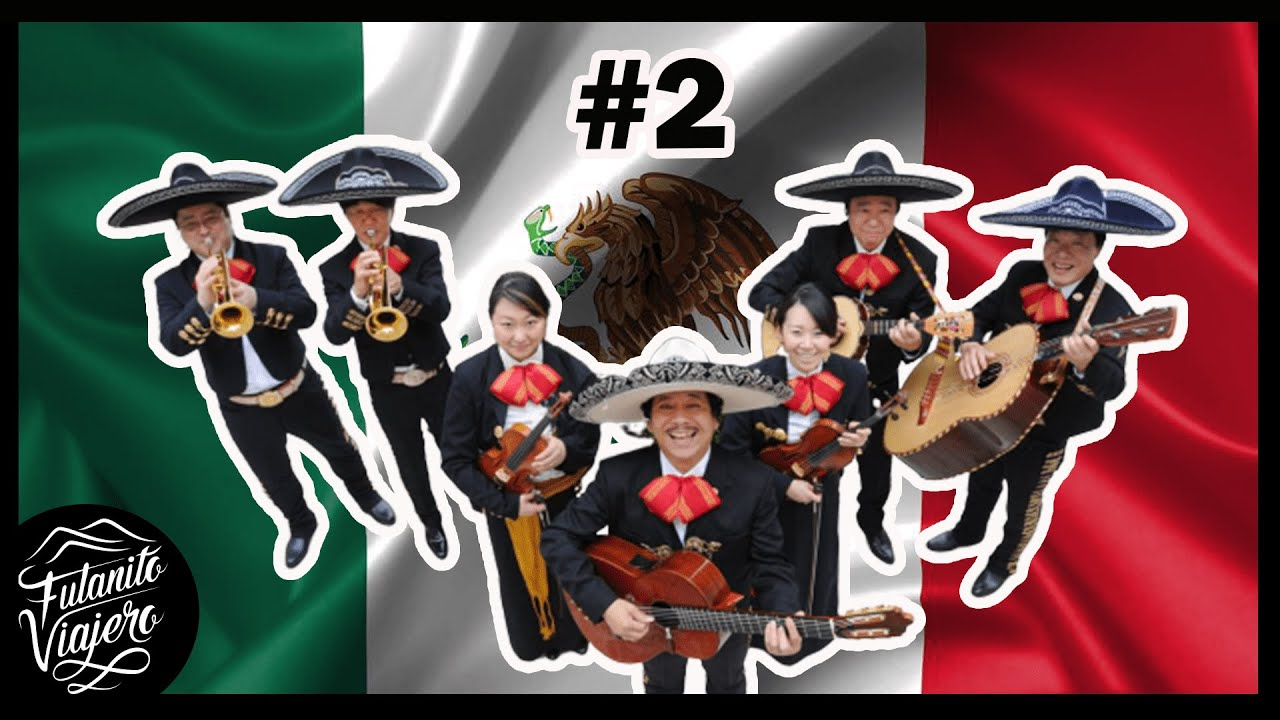 Top 10 Extranjeros Cantando Música Mexicana Parte 2 Youtube