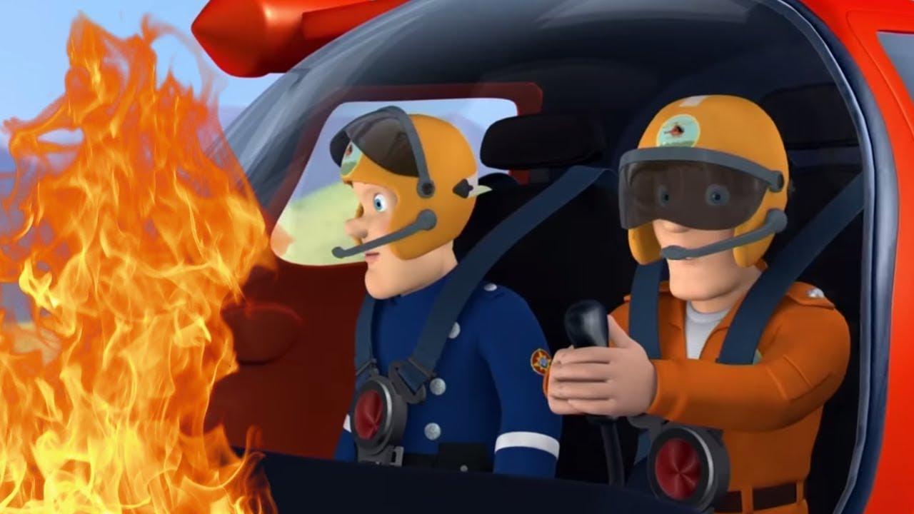 حلقات جديدة من سامي رجل الإطفاء سام يحارب النيران حلقة كاملة من سامي رجل الإطفاء
