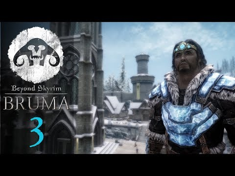 Beyond Skyrim - BRUMA #3 : Richard The Florist