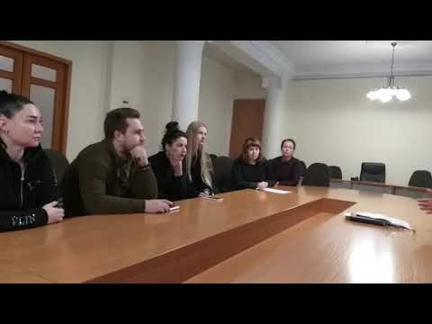 Работники культуры Новомосковска озабочены судьбой ДК Металург