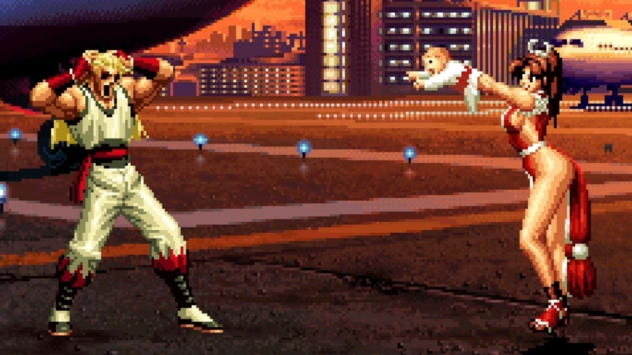 The King of Fighters '99 All Special Intros