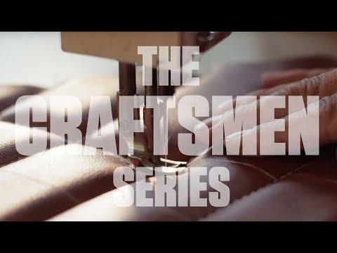 The Upholsterer - Luis Loyola   The Craftsmen Series