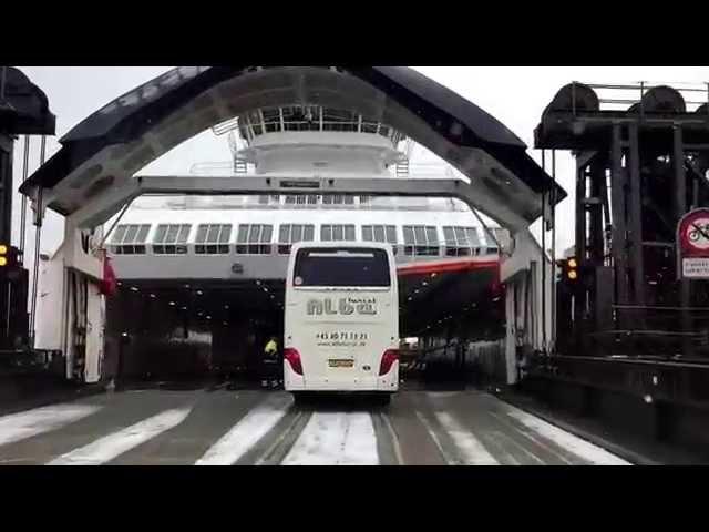 Nordkapp Vintertur 2015 - Video 1