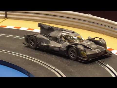 Scalextric Slotcar Bahnen Neuheiten Spielzeugmesse 2020