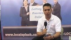 Steve Wiideman on Local Splash, search engine marketing solution at SES San Jose 2009