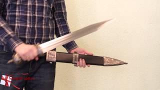 Древнеримский меч - Гладиус