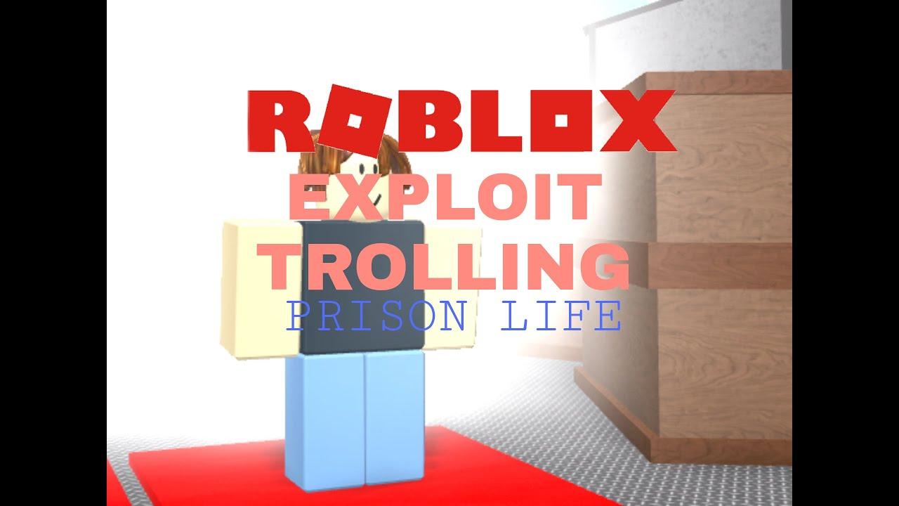 Roblox Admin Trolling Prison Life Exploit Trolling In Prison Life Roblox Youtube
