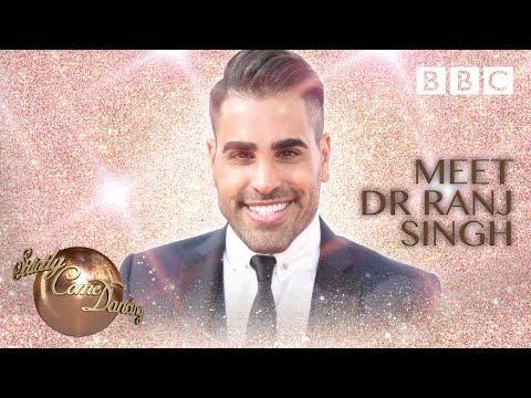 Meet Dr Ranj Singh - BBC Strictly 2018