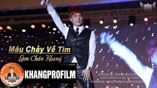 Máu Chảy Về Tim   Lâm Chấn Khang   Live Show Happy Birthday Đại Gia Tửng P10/23