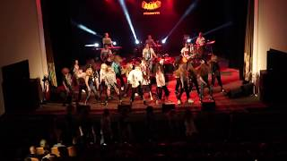 "Концерт группы ""Баян и ребята"" / Michael Jackson - Thriller"