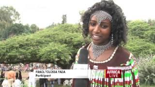 Ethiopia's Erecha festival - የእሬቻ በአል አከባበር