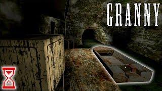 Уплыл на лодке Первое прохождение игры   Granny 2