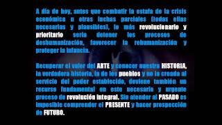 LA DESHUMANIZACION INCIPIENTE - DE LA CELULA A LA ESCUELA (1)