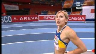 60m women semifinal 1 European Athletics Championships 2011, Paris