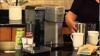 cuisinart single serve brewing system ss 700