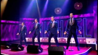 The Jersey Boys on The Michael Ball Show (22nd Sep 2010)