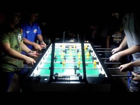 Costa Rica Summer 2017 - Moore & Han vs Muñoz & Quiros (Games 2-3)