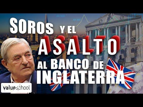 ¿Cómo logró Soros tumbar al Banco de Inglaterra? - Value School