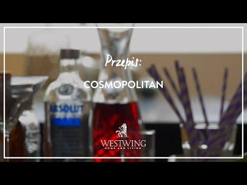 Jak zrobić drink Cosmpolitan | Przepisy WESTWING