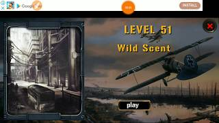 Expedition For Survival Level 51 WILD SCENT Walkthrough Game Guide HFG ENA