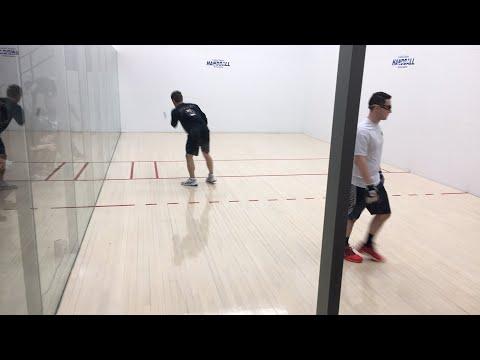 2018 Collegiate Handball Open Singles Final
