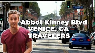 Los Angeles: Abbot Kinney Boulevard Travelers -- In The Cut #8