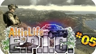 Arma 3 - Altis Life - Epic #05 - Es herrscht Krieg! ★ Let