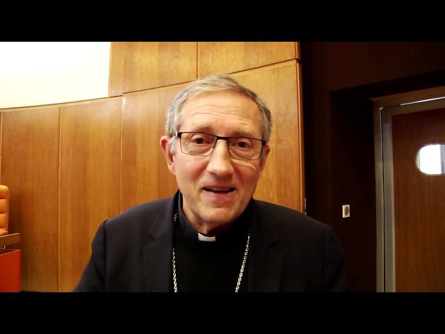 Mgr Michel, bilan de la 1ére assemblée Diocésaine