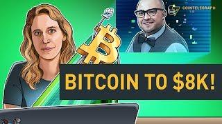 Bitcoin on Its Way to $8K, Next the Moon? | Crypto Markets
