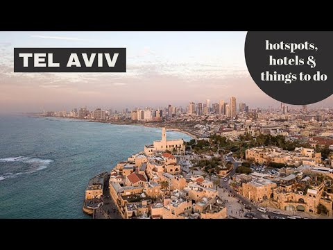 Tel Aviv City Guide // Your Little Black Book