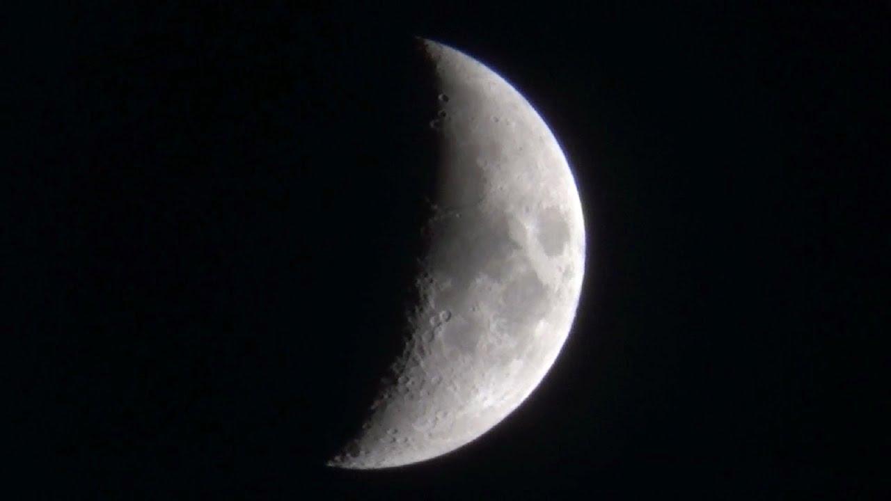 MOON September 12 Waxing Crescent