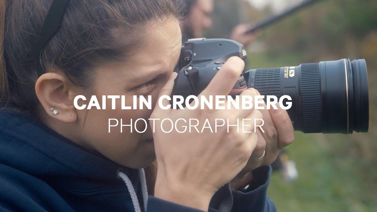 Photography w/ Caitlin Cronenberg: Meet the Master Class Mentors   Allan Slaight JUNO Master Class