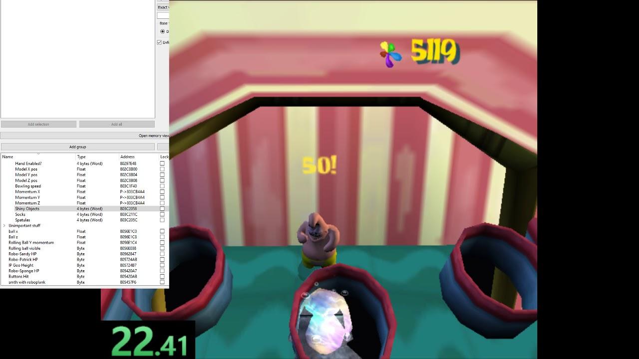 Speedrunning Spongebob Glitch Community Upends New Game's ALc435Rjq