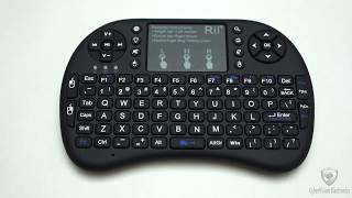 Мини безжична клавиатура с тъчпад