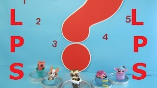 Grandma Opens Alltoycollector Toby's LPS Blind Bags Littlest Pet Shop Friends Contest Cutest