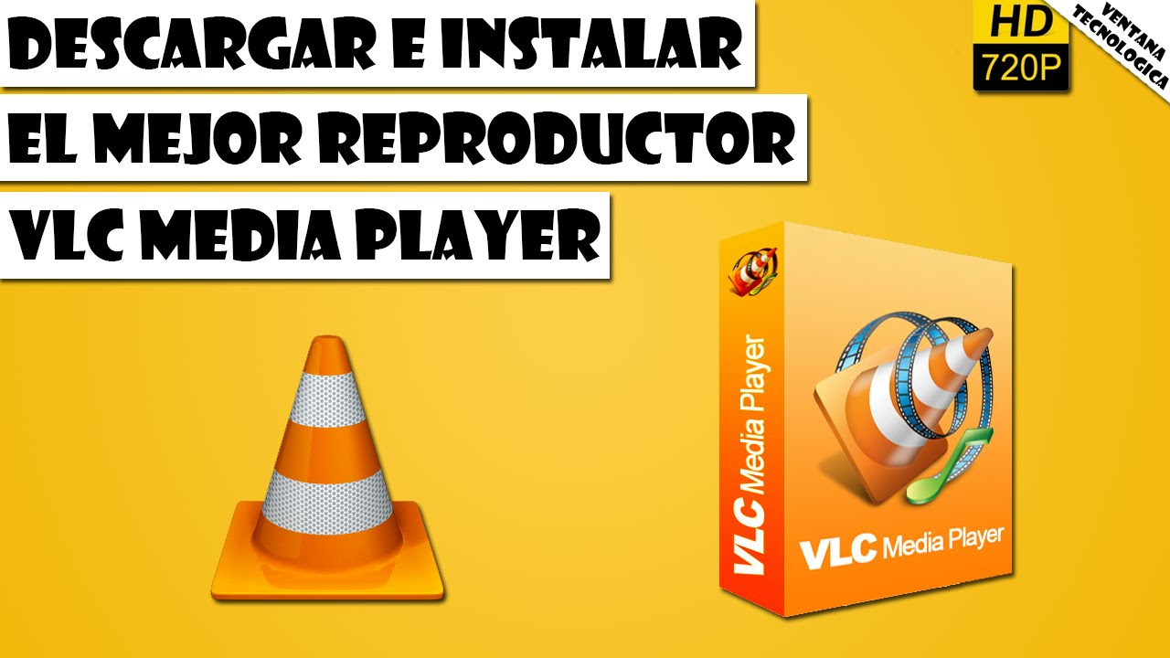 como descargar vlc media player gratis youtube