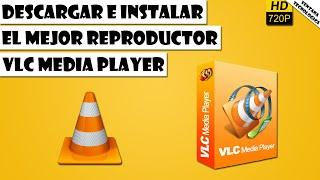 Como Descargar VLC Media Player Full [ESPAÑOL] [Ultima Versión] (32 Y 64 BITS) 2016 Windows 10/8/7