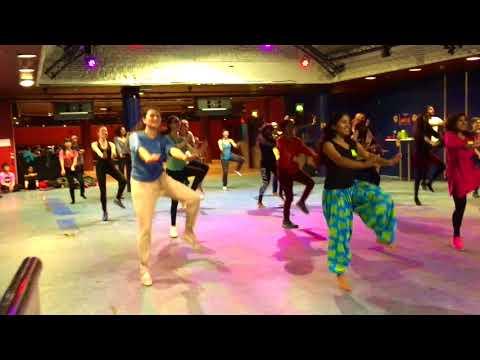 EBC Rolex Bhangra Taster Choreography 16/09/2017