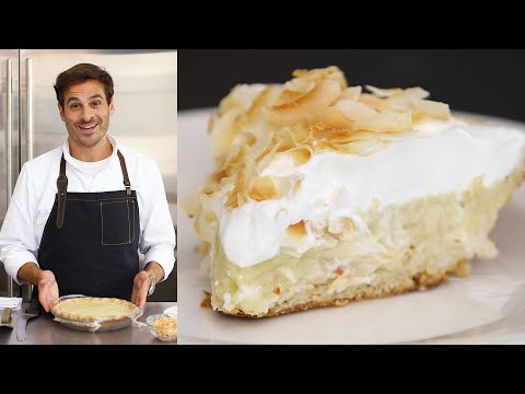 Foolproof Coconut Cream Pie - Kitchen Conundrums With Thomas Joseph - Martha Stewart