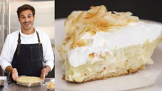 Foolproof Coconut Cream Pie - Kitchen Conundrums with Thomas Joseph - Martha Stewart